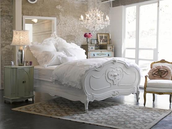 Dreamy bedroom by Rachel Ashwell