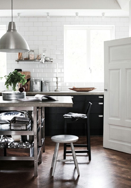Wonderful kitchen I would love to own from mialinnman.blogspot