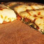 Spinach & Cheese quesadillas
