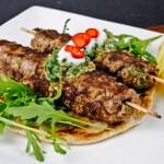 Seekh Kebab & Hari Chutney