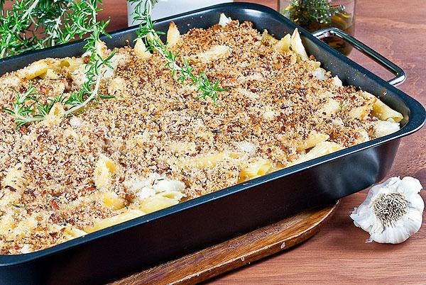 Jamie Oliver's 30 Minute Cauliflower Macaroni Cheese