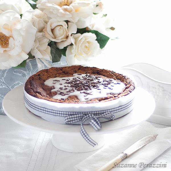 Chocolate Chip Pie - Gluten-Free