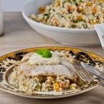 Snapper & Cauliflower Couscous