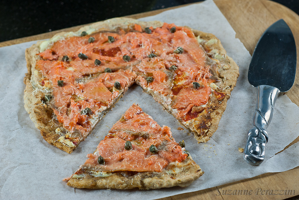 Pizza - Paleo-style - grain and nut-free