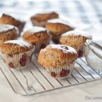 Banana Muffins - gluten-free and fructmal friendly