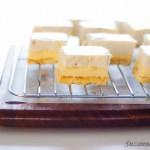 Lemon Marshmallow Slice -gluten-free & low FODMAP