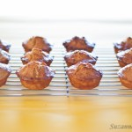 Lemon Muffins - Gluten-free & low FODMAP