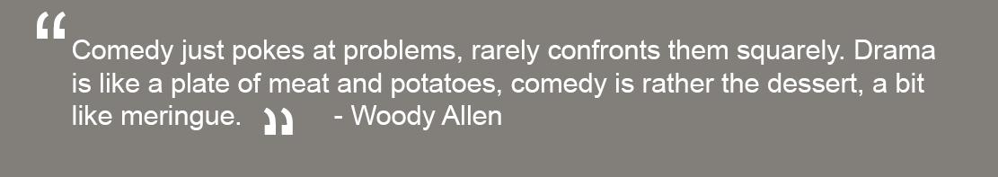 Woody Allen Quote