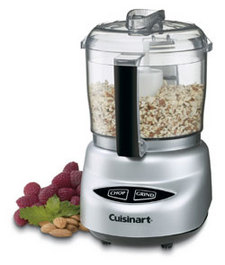 the Cuisinart Mini Prep Plus 3-Cup Food Processor