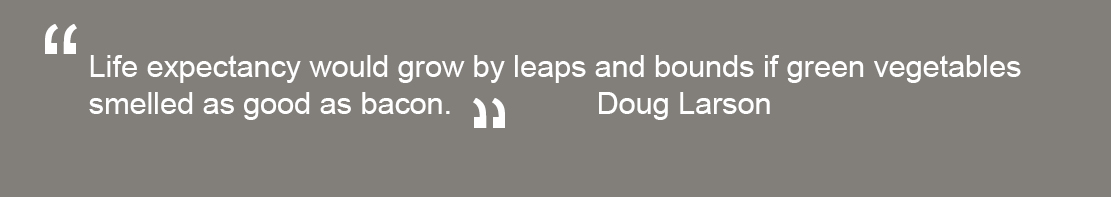 Doug Larsen quote