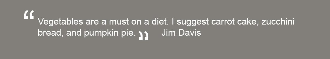 Jim Davis quote