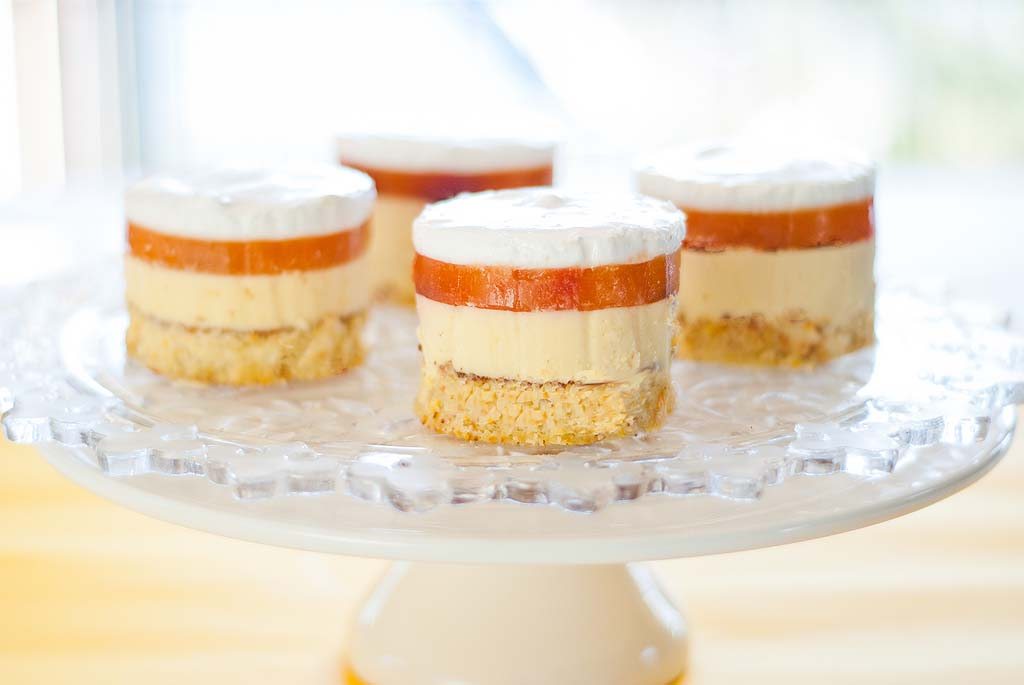 Trifle Cakes - gluten-free and low FODMAP