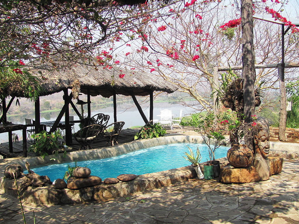 Fishing lodge for sale in Africa