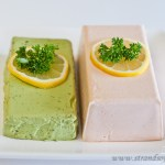 Avocado and salmon mousse - low FODMAP and gluten-free recipe