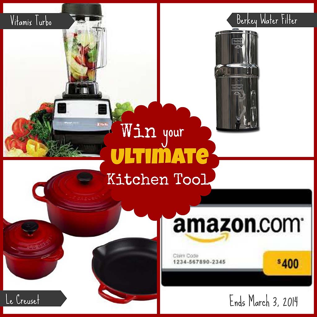 Ultimate Kitchen Tool Giveaway