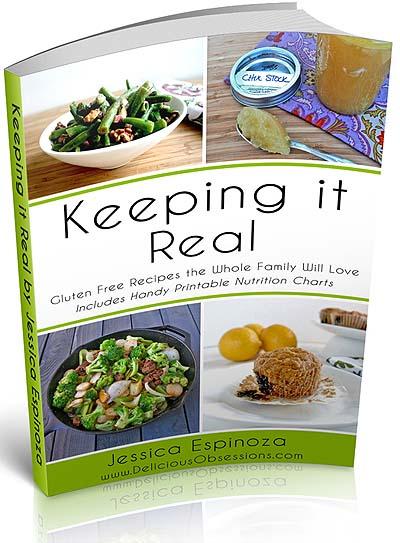Keeping it Real by Jessica Espinoza 400
