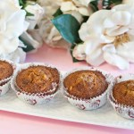 Carrot Cake Muffins - low fodmap and gluten-free