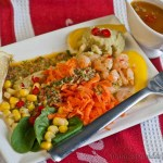 Thai Prawn Salad - low Fodmap