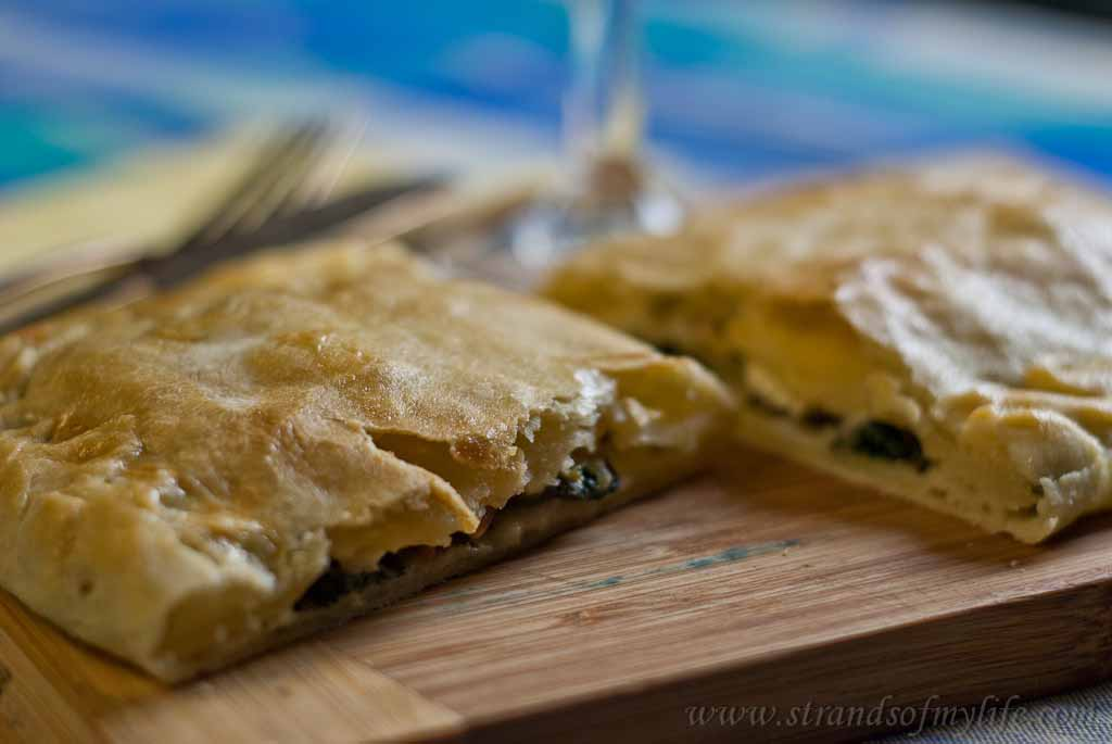 Feta and Spinach Turnovers – Low Fodmap and Gluten-Free