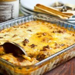 Moussaka – low Fodmap and gluten-free