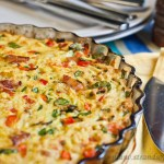 Spicy Potato Pie - Low Fodmap and Gluten-free
