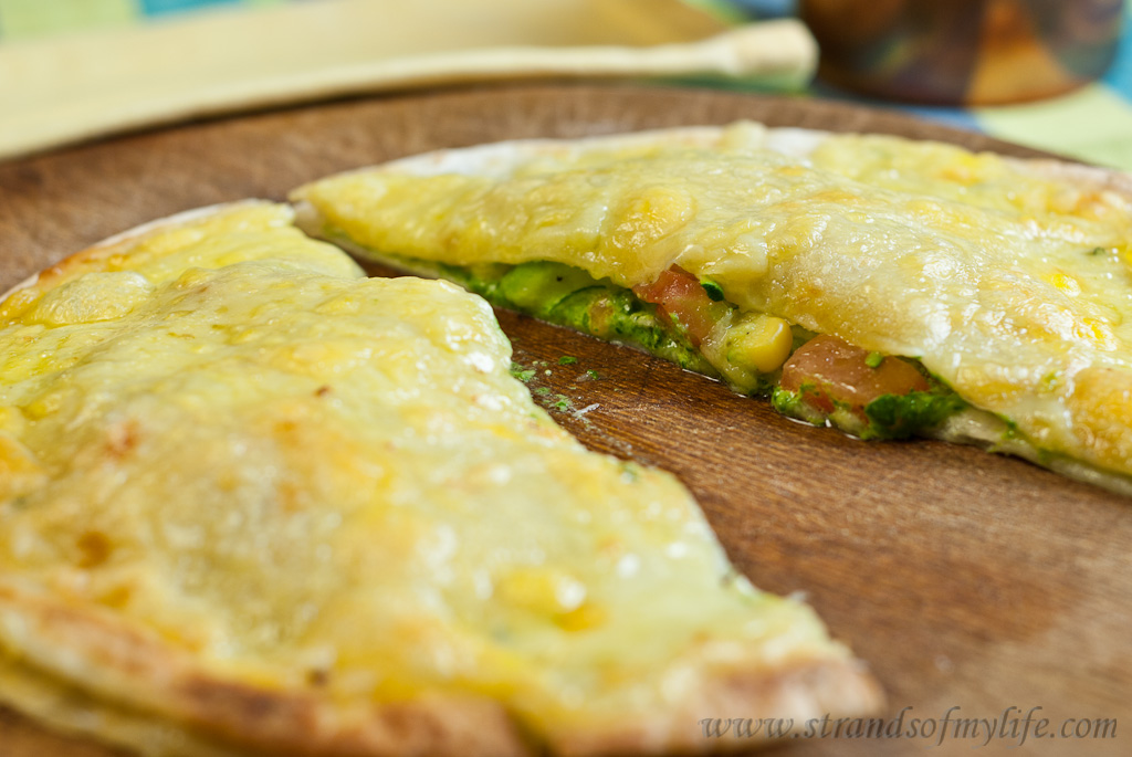 Cheese and Spinach Quesadillas – Low Fodmap and Gluten-Free