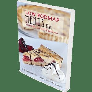 Low FODMAP Menu Cookbook