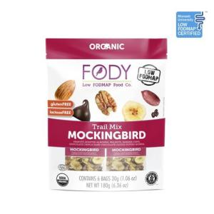 Low Fodmap Mockingbird Trail mix