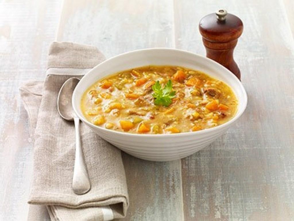 Low Fodmap Lamb-Vegetable-Soup
