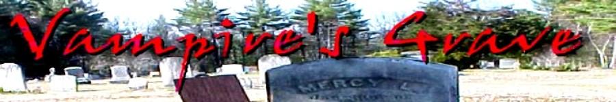 Strange New England - Vampires Grave