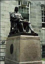 John_Harvard_statue 3