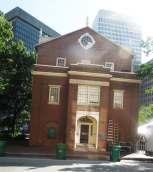 Market House - New England