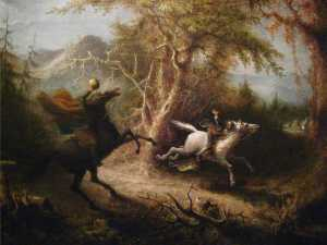 Headless Horseman - Folklore