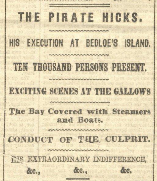 Pirate Hicks - Legend