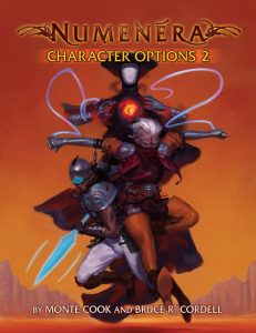 Review – Character Options 2 (Numenera) – Strange Assembly