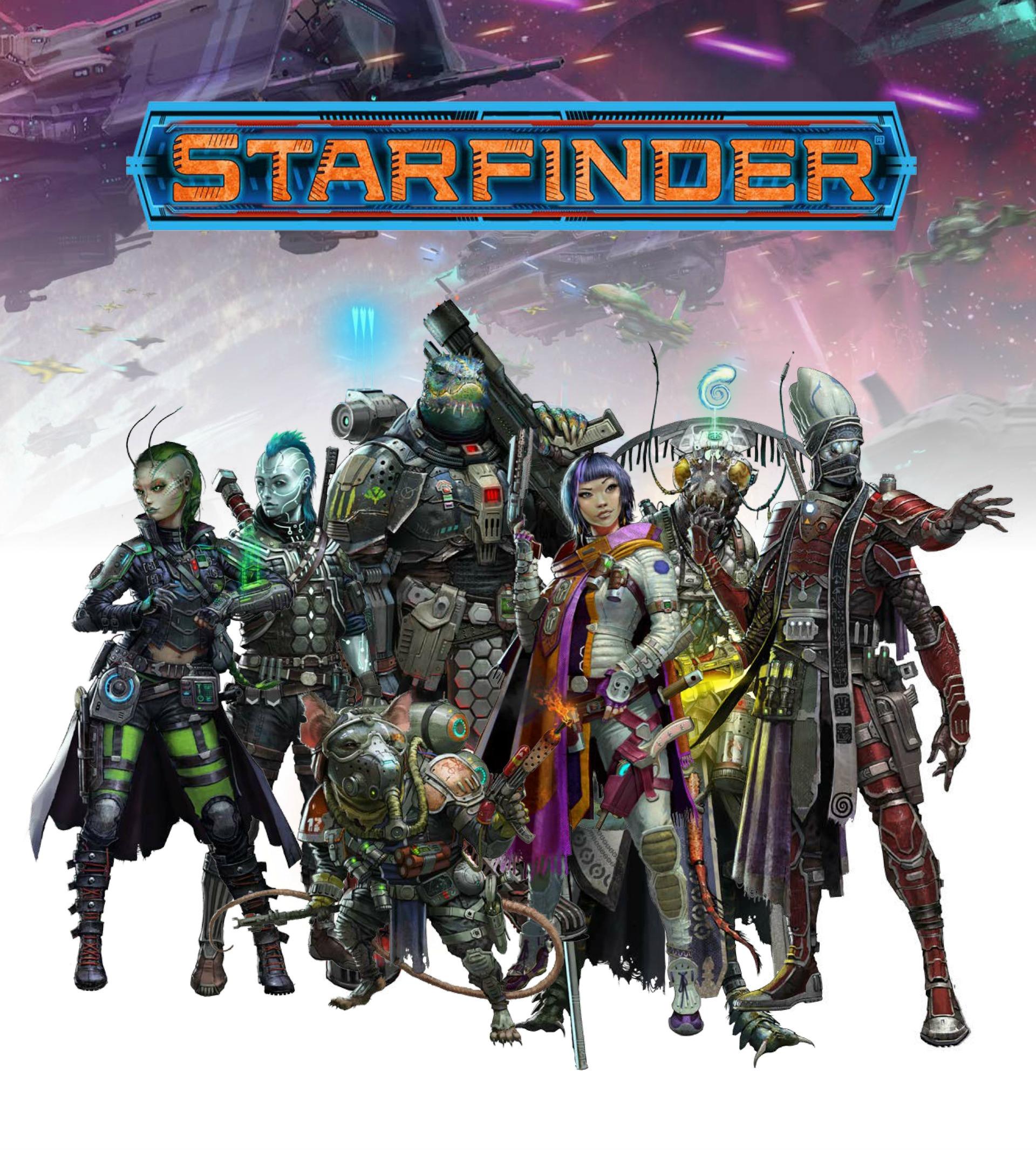 Starfinder Technomancer Spell Deck II