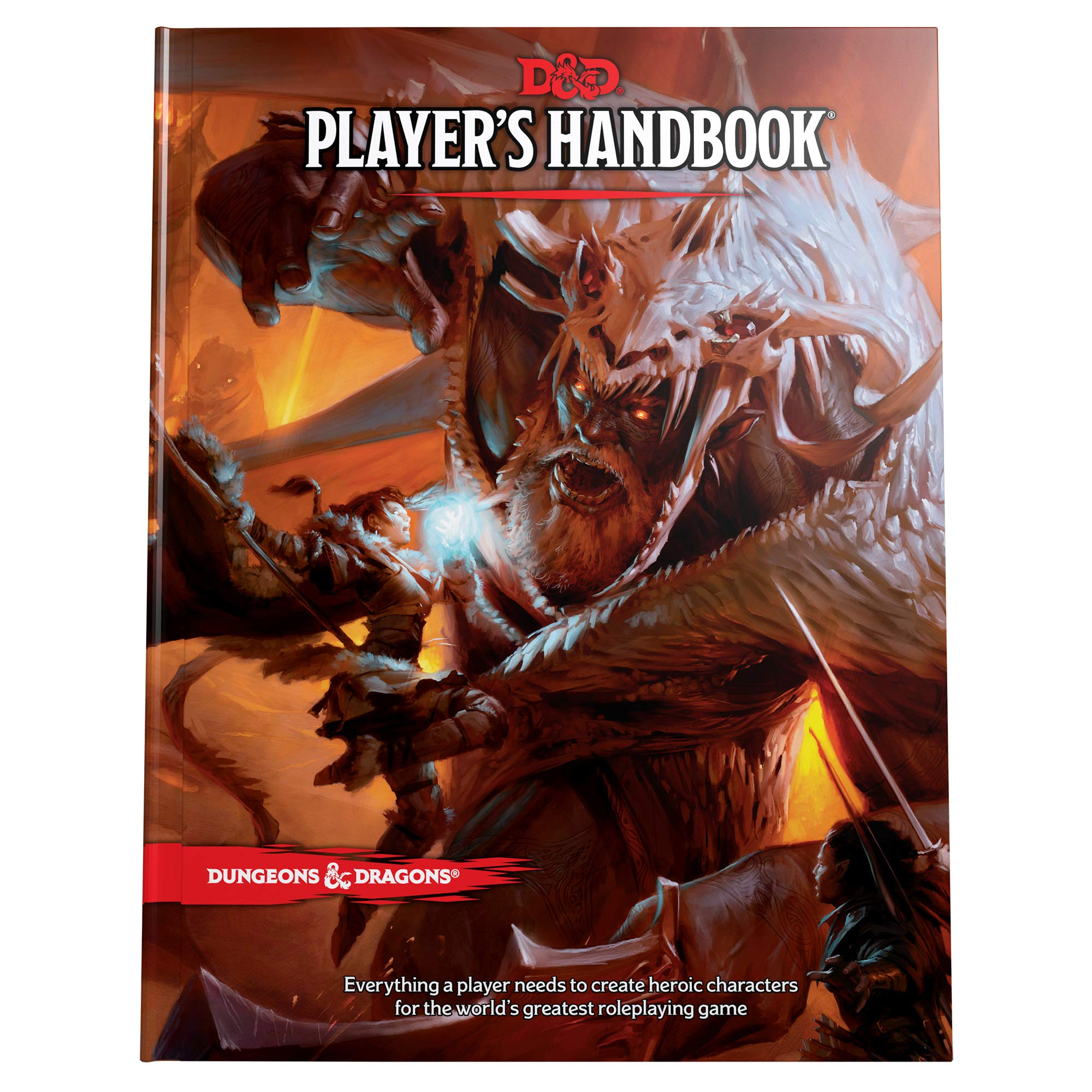 Player's Handbook (Fifth Edition) – Fifth Edition has kicked off a massive  Dungeons & Dragons
