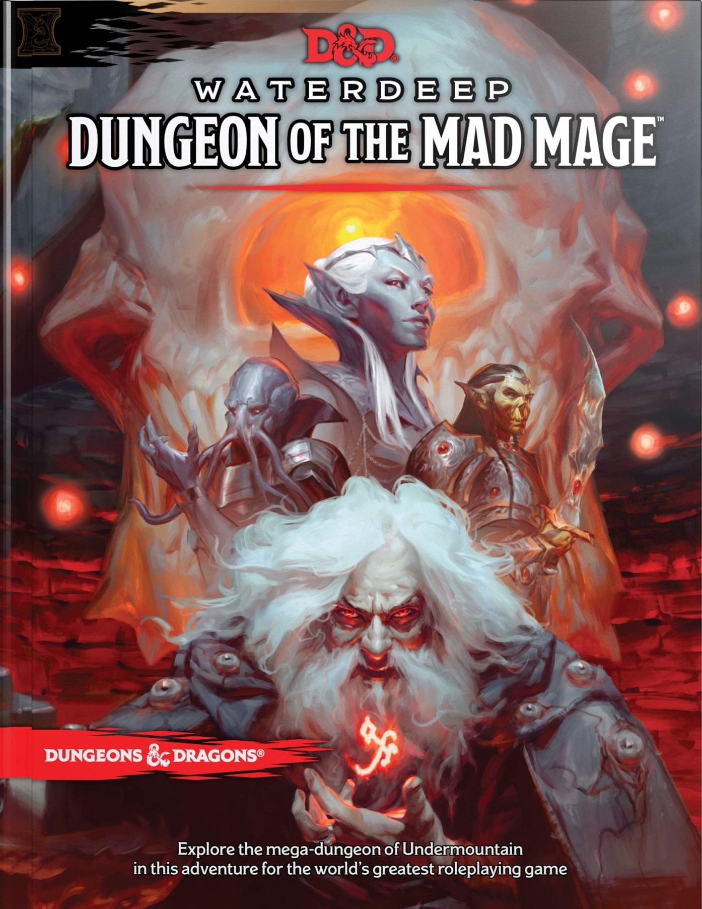 review waterdeep dungeon of the mad mage dungeons dragons