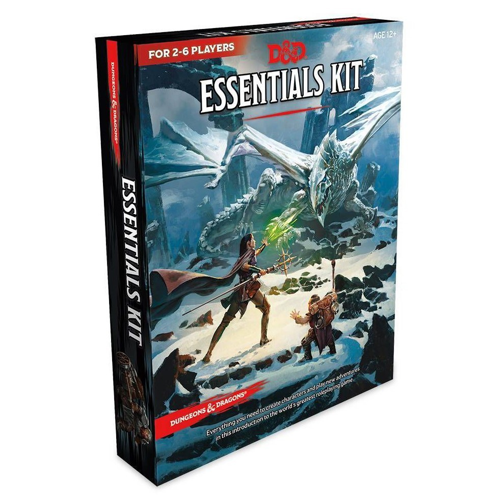 Review – Dungeons & Dragons Essentials Kit – Strange Assembly