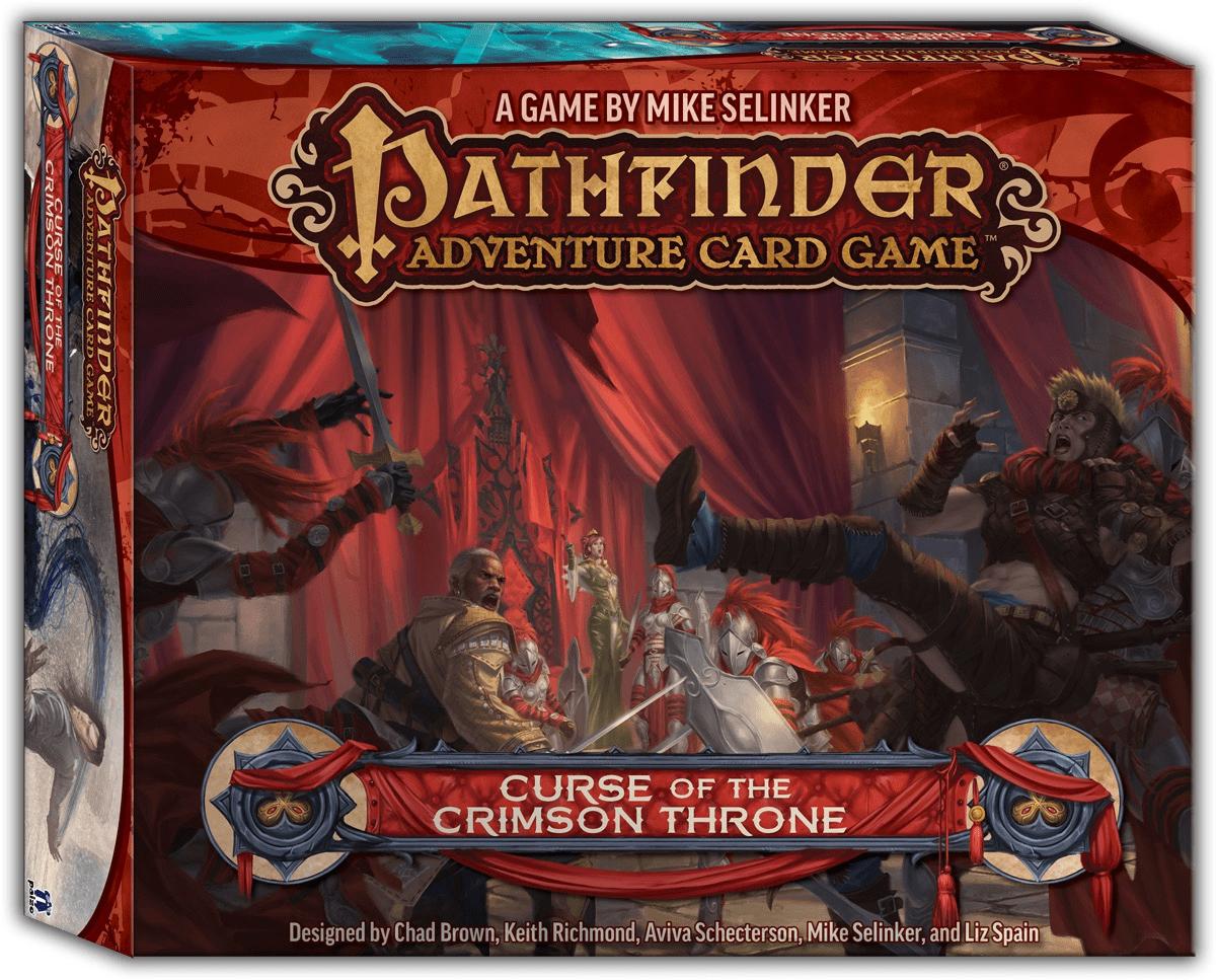 Review – Curse of the Crimson Throne (Pathfinder Adventure