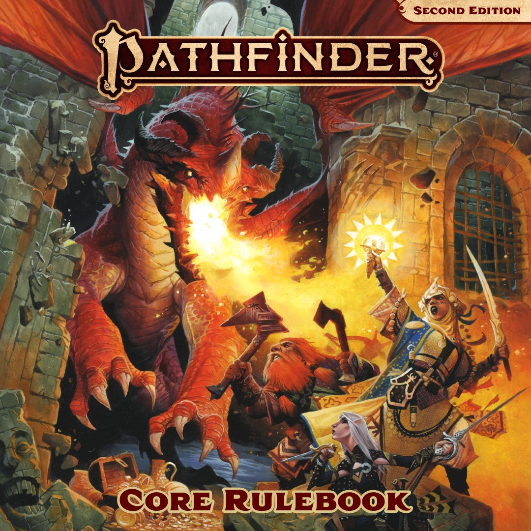 Review – Pathfinder Second Edition – Strange Assembly