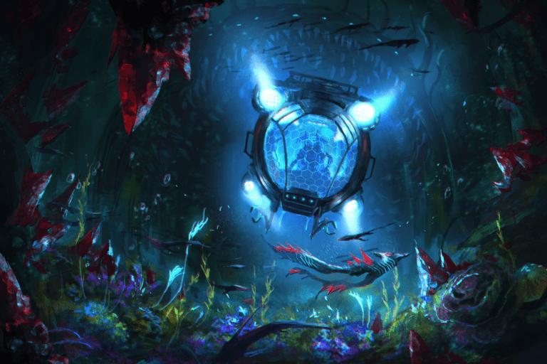 Aquatic Biome by Tuan Duaong Chu