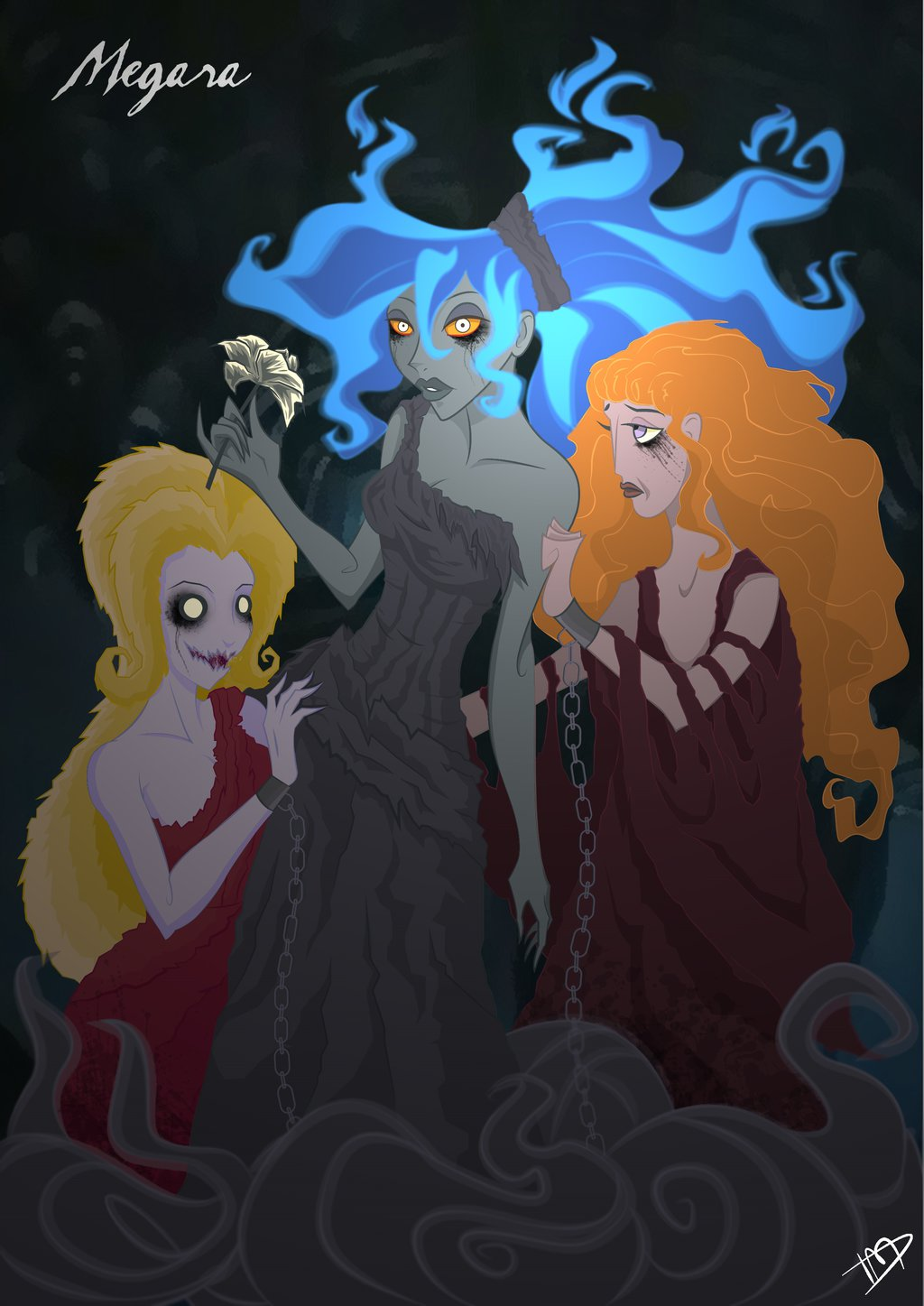 Disney Twisted Princesses