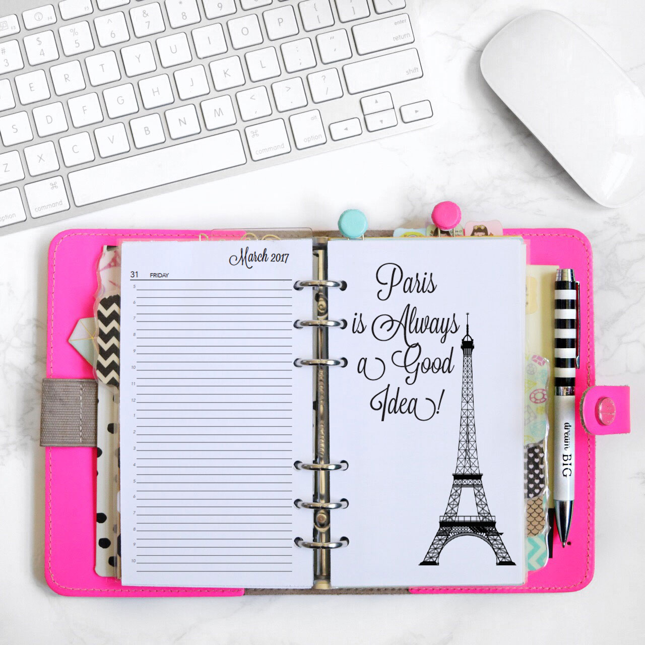 The Charmed Life Planner Is Here