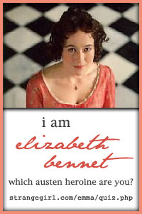 Elizabeth Bennet!