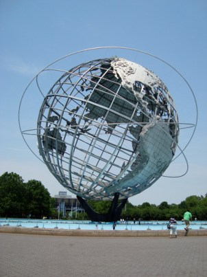 Classic Unisphere.