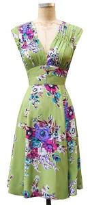 Trashy Diva 40s Dress