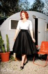4 - Doris skirt and top by Pinup Couture