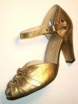 5 - Metallic Ritz 20s shoes by Remix