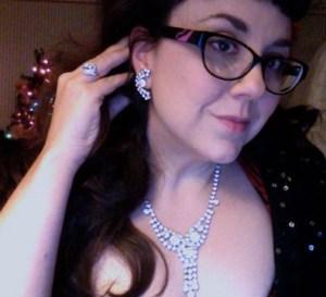 Jewelry closeup...